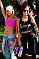 Tisnino-hiking ashley tisdale allie gonino hiking buddies 06