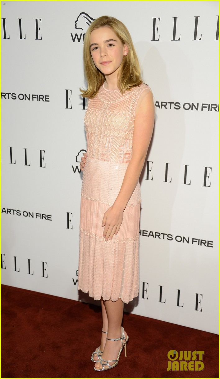 ariel winter kiernan shipka elle event 12