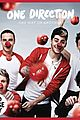 1d-rednose one direction red nose day album cover