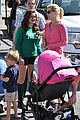 Ariel-julie ariel winter julie bowen farmers market meet up 09