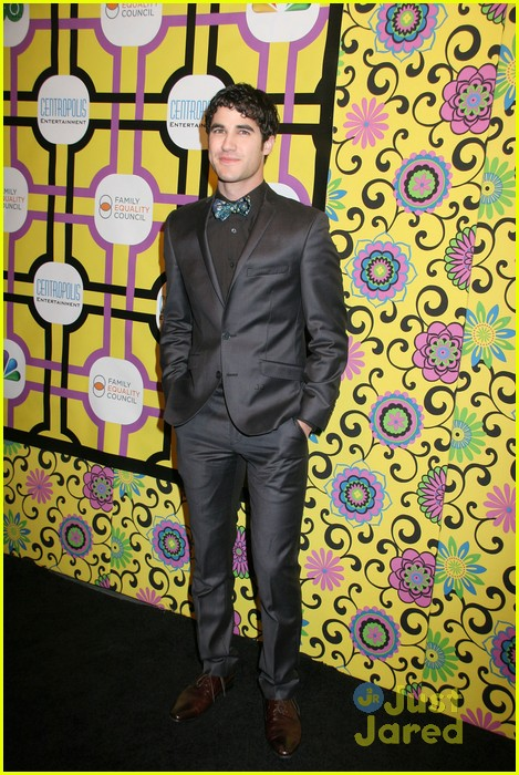 darren criss billboard post grammys party 01