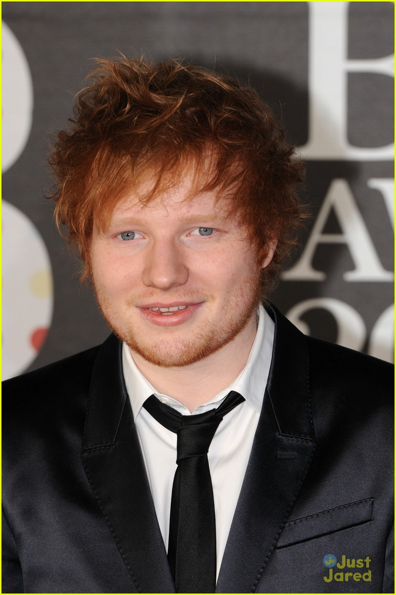ed sheeran brit awards 06