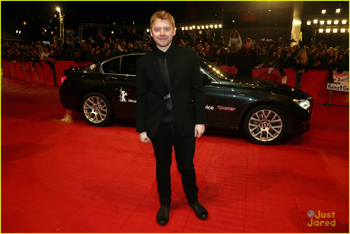 rupert grint charlie premiere berlin 06