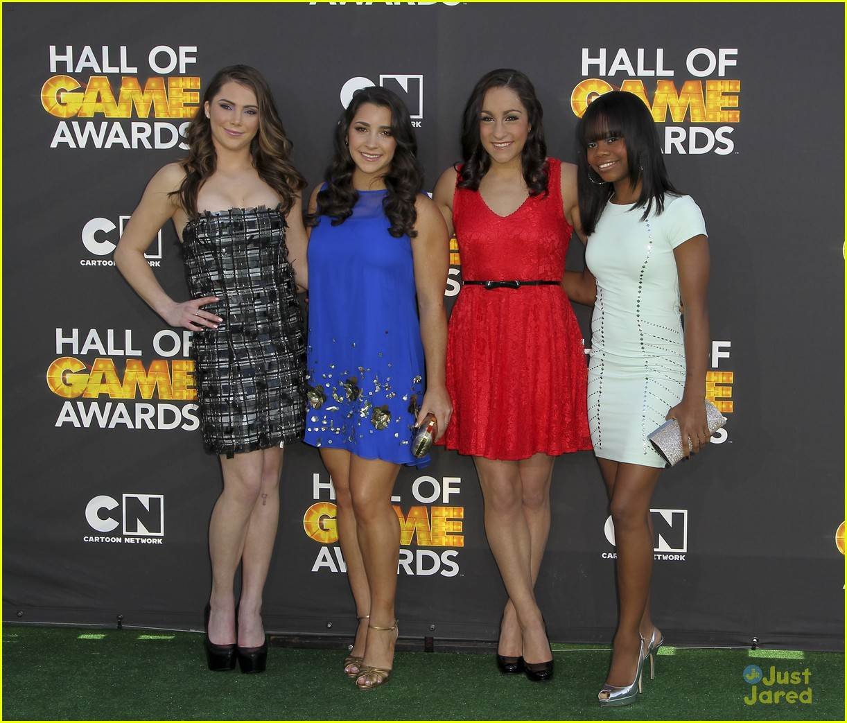 gabby douglas mckayla maroney aly raisman hall game awards 29