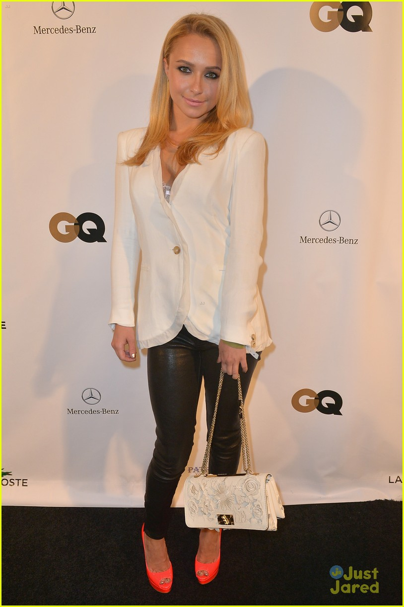 hayden panettiere lacoste party super bowl 12