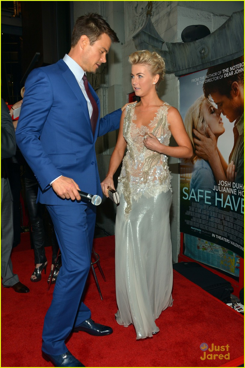 julianne hough haven premiere 16