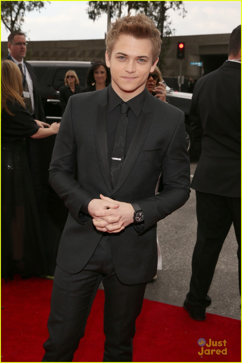 hunter hayes 2013 grammys 02