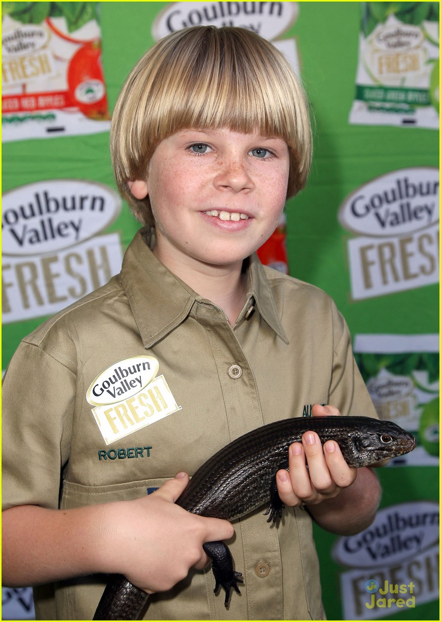 bindi irwin goulburn valley fresh launch 03