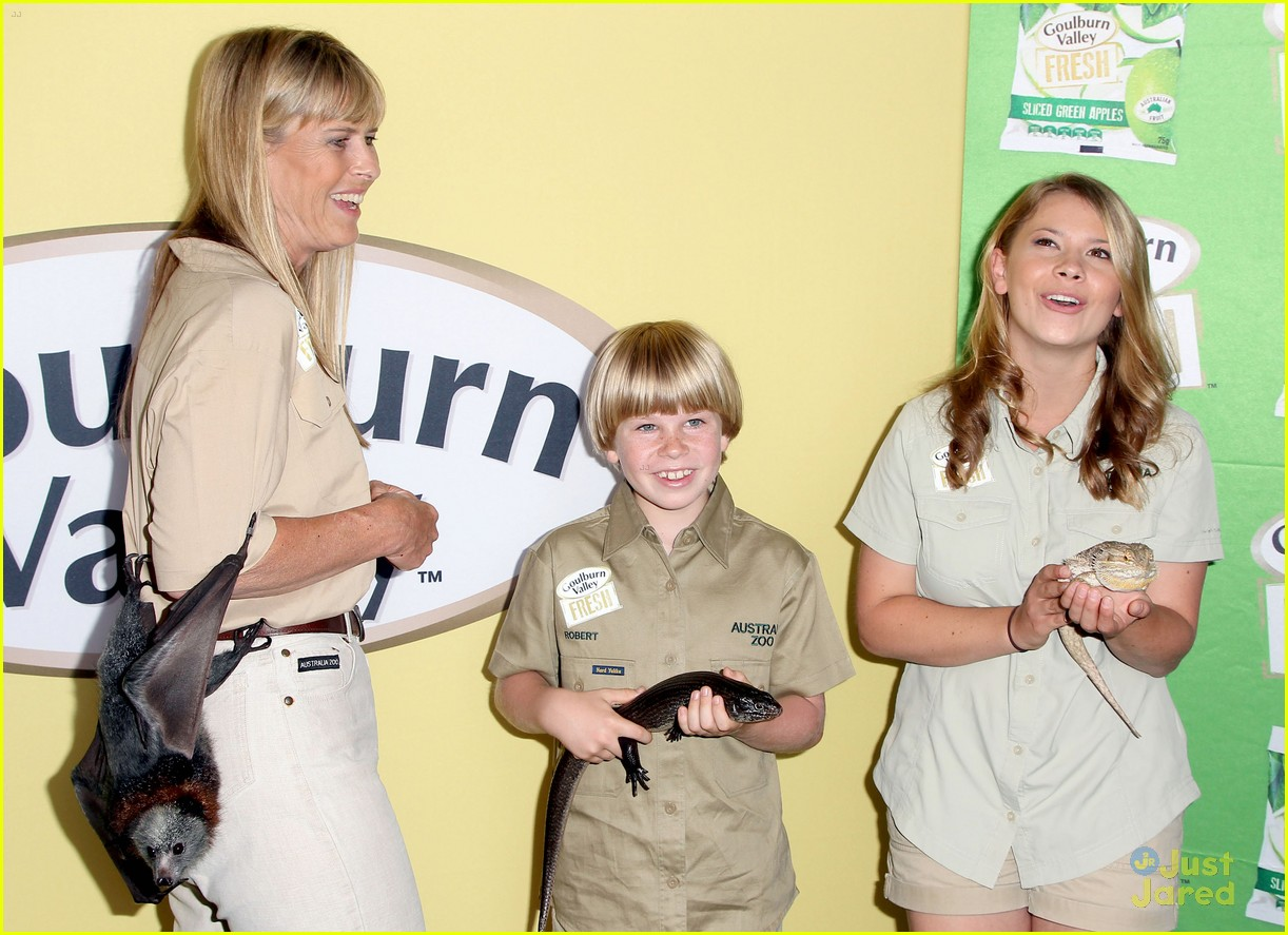 bindi irwin goulburn valley fresh launch 05
