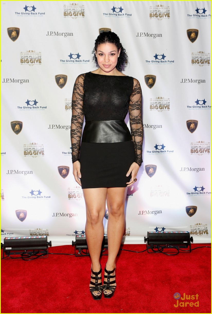 jordin sparks big game big give 06