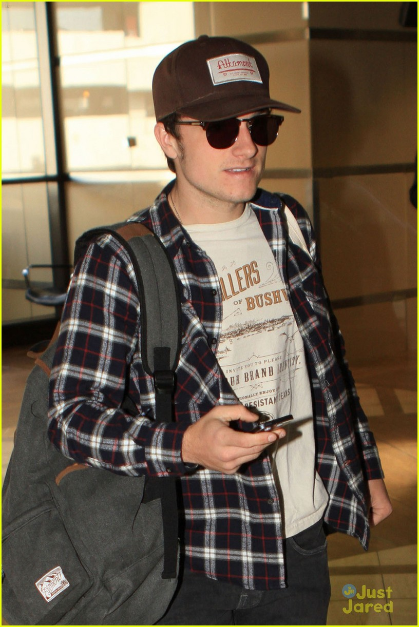 josh hutcherson lax nola 04