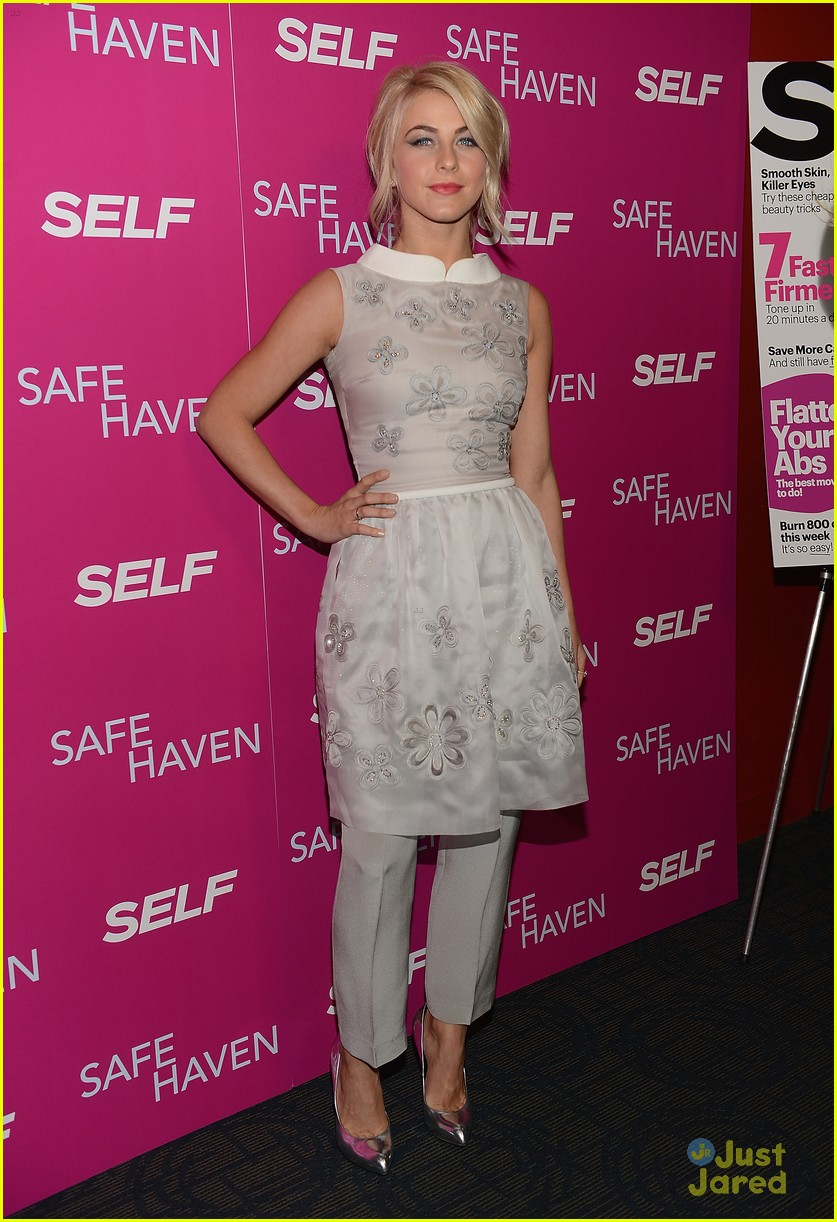 julianne hough safe haven ny premiere 03