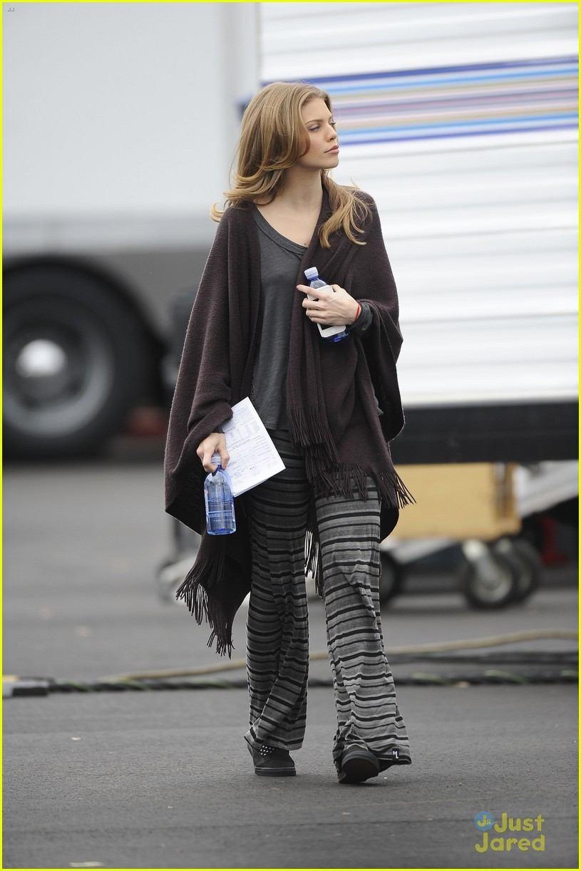 annalynne mccord sorry for the spoilers 09