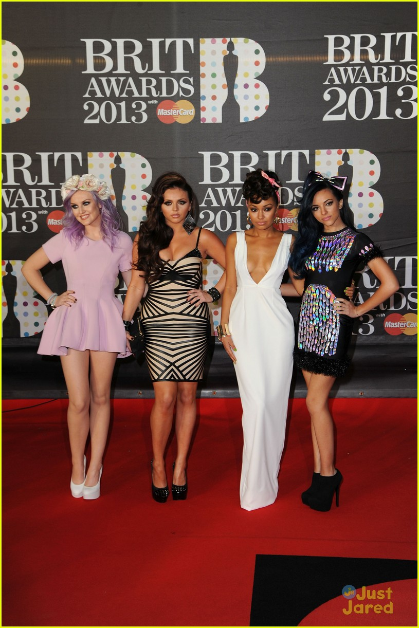 little mix brit awards 01