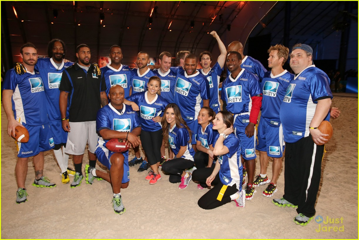 nina dobrev ian somerhalder directv celeb game 21