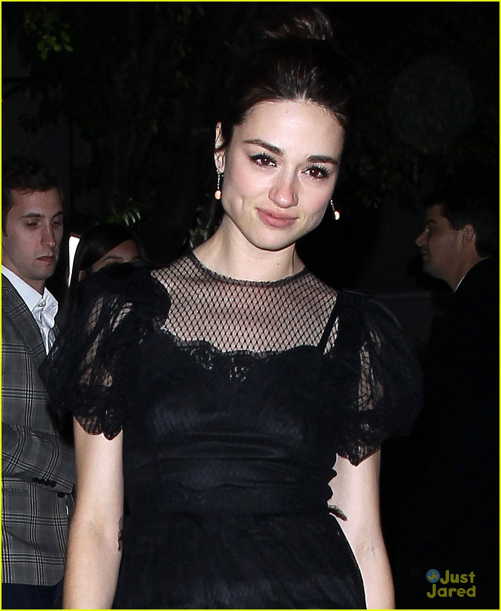 crystal reed vanity fair juicy couture party 05