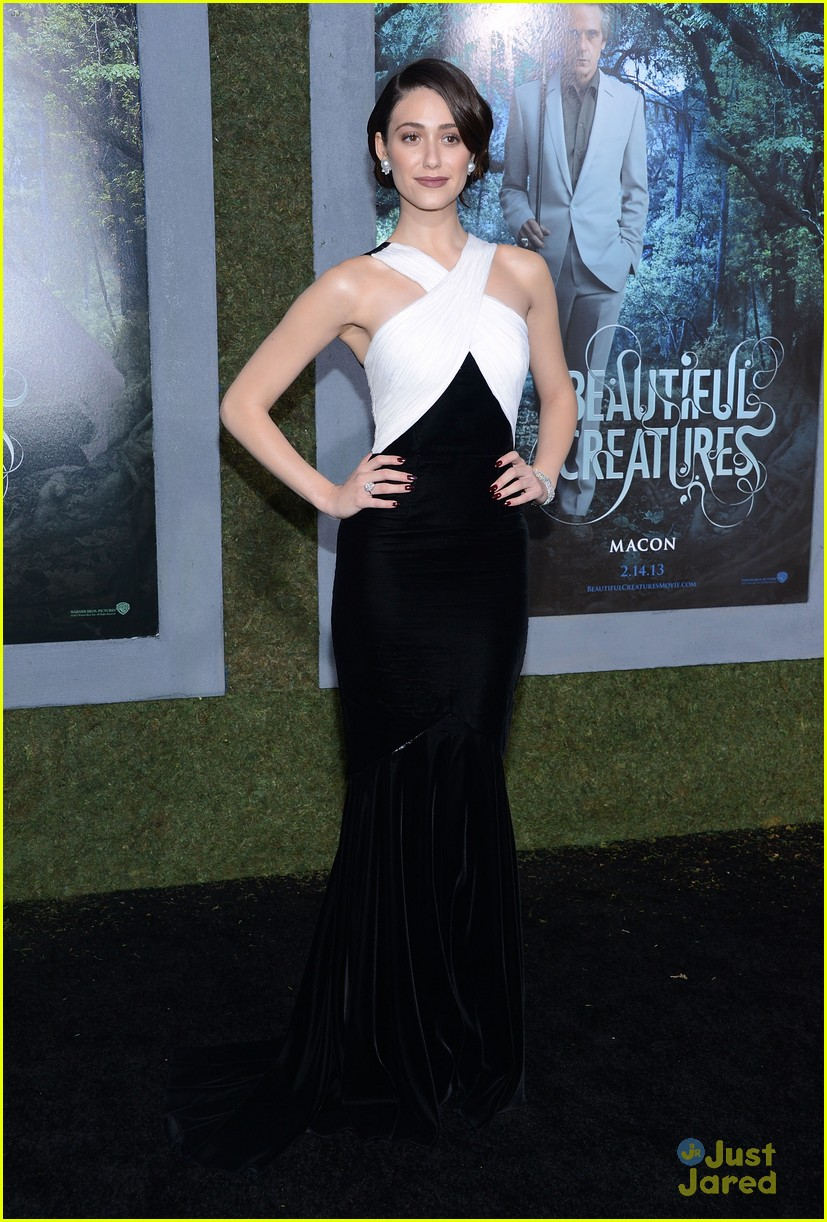 emmy rossum beautiful creatures premiere 01