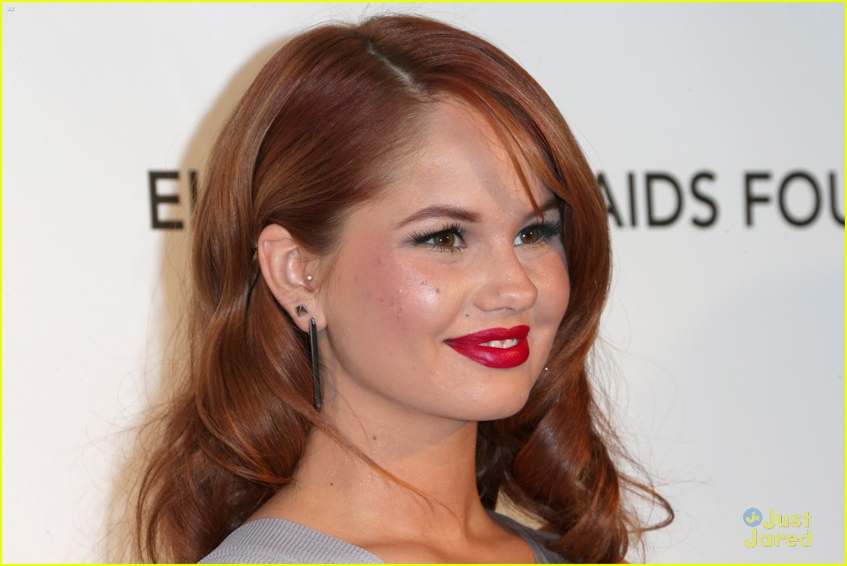 debby ryan ejaf oscars party 2013 04