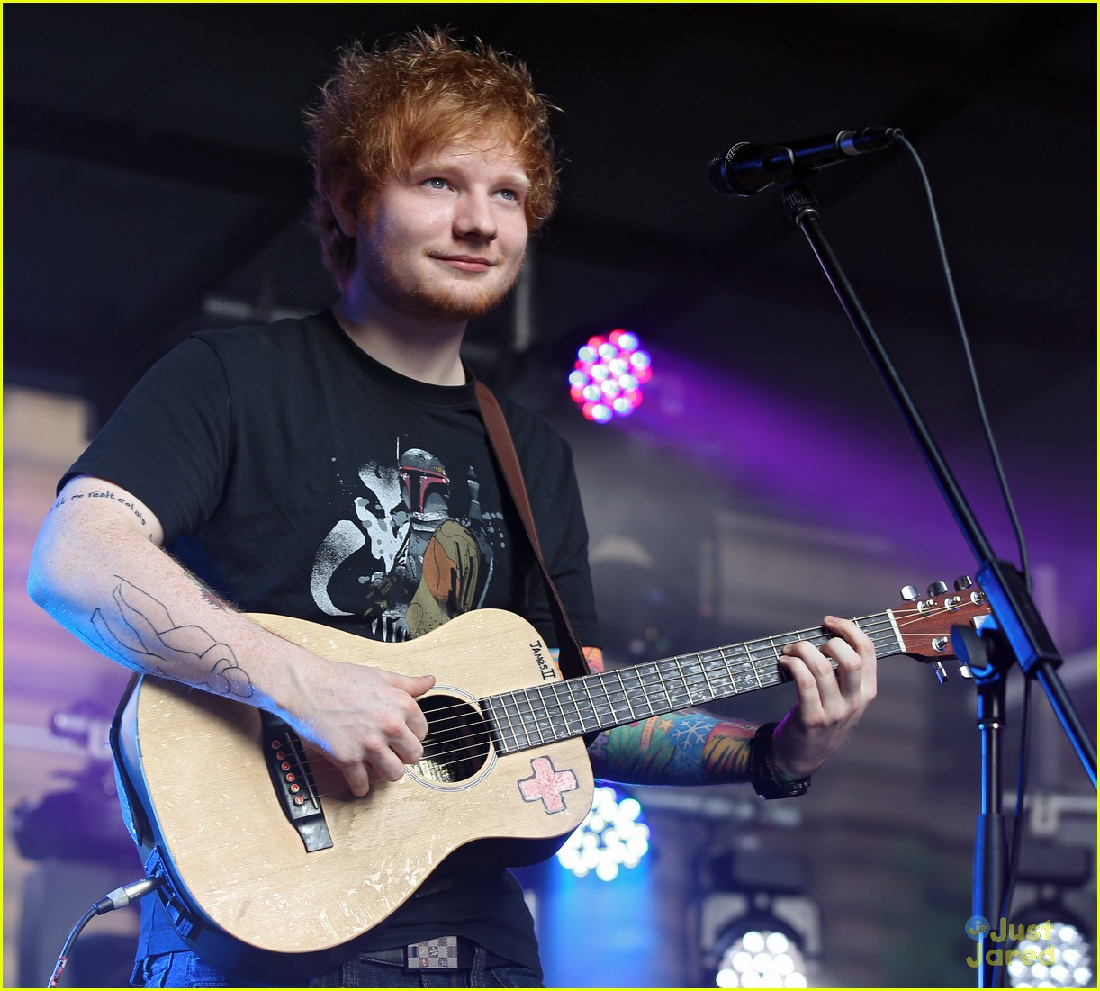 ed sheeran sydney performance 02