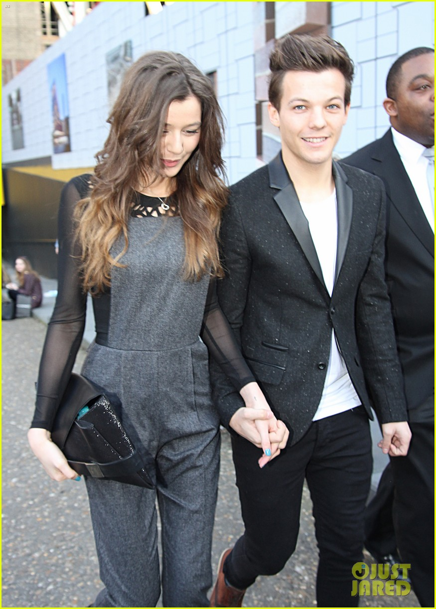 louis tomlinson london fashion week eleanor calder1 03
