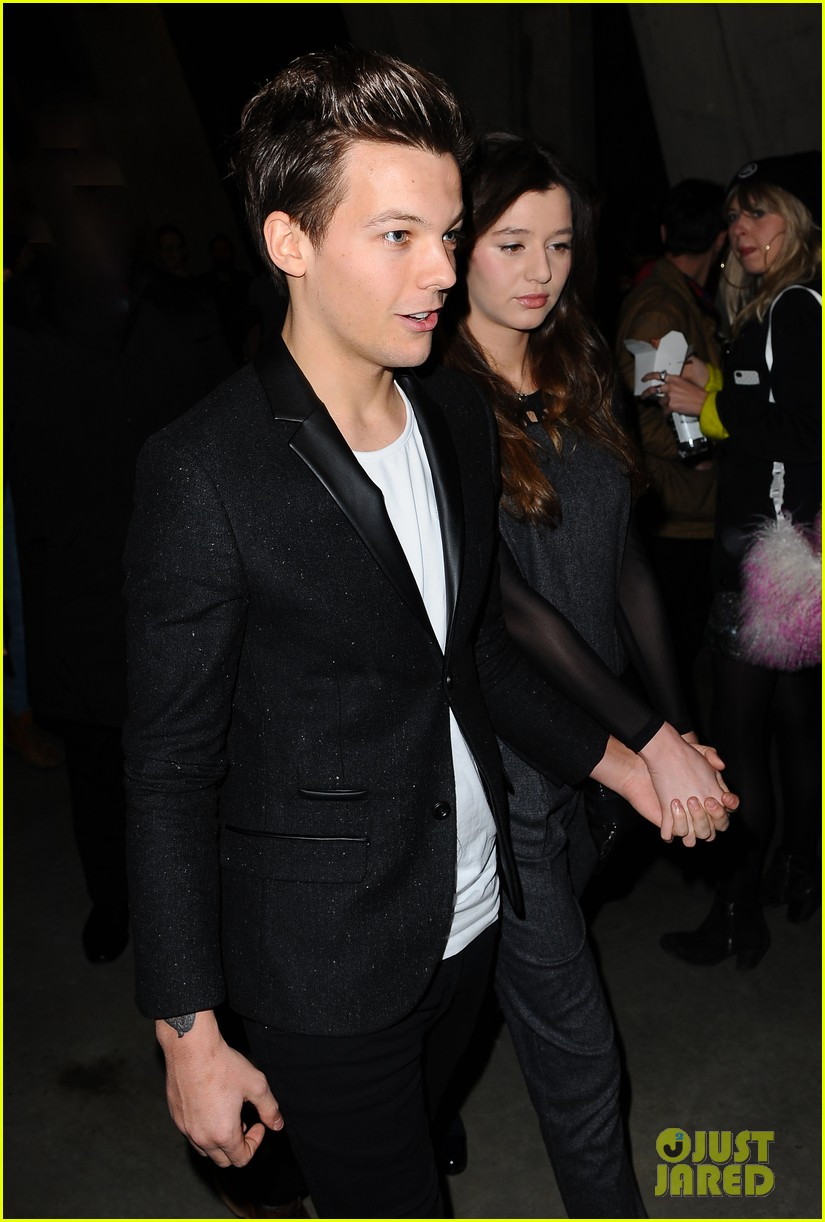 louis tomlinson london fashion week eleanor calder1 06