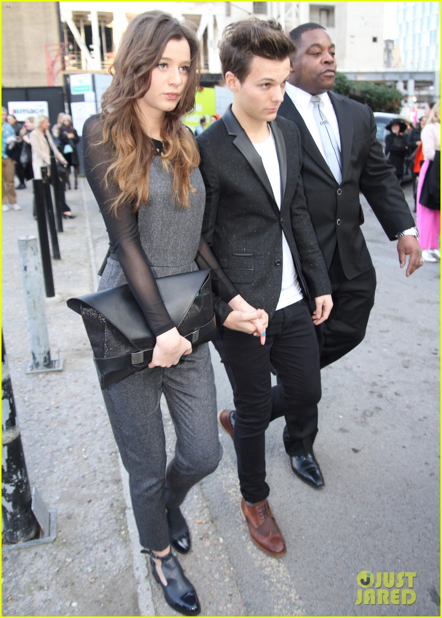 louis tomlinson london fashion week eleanor calder1 10