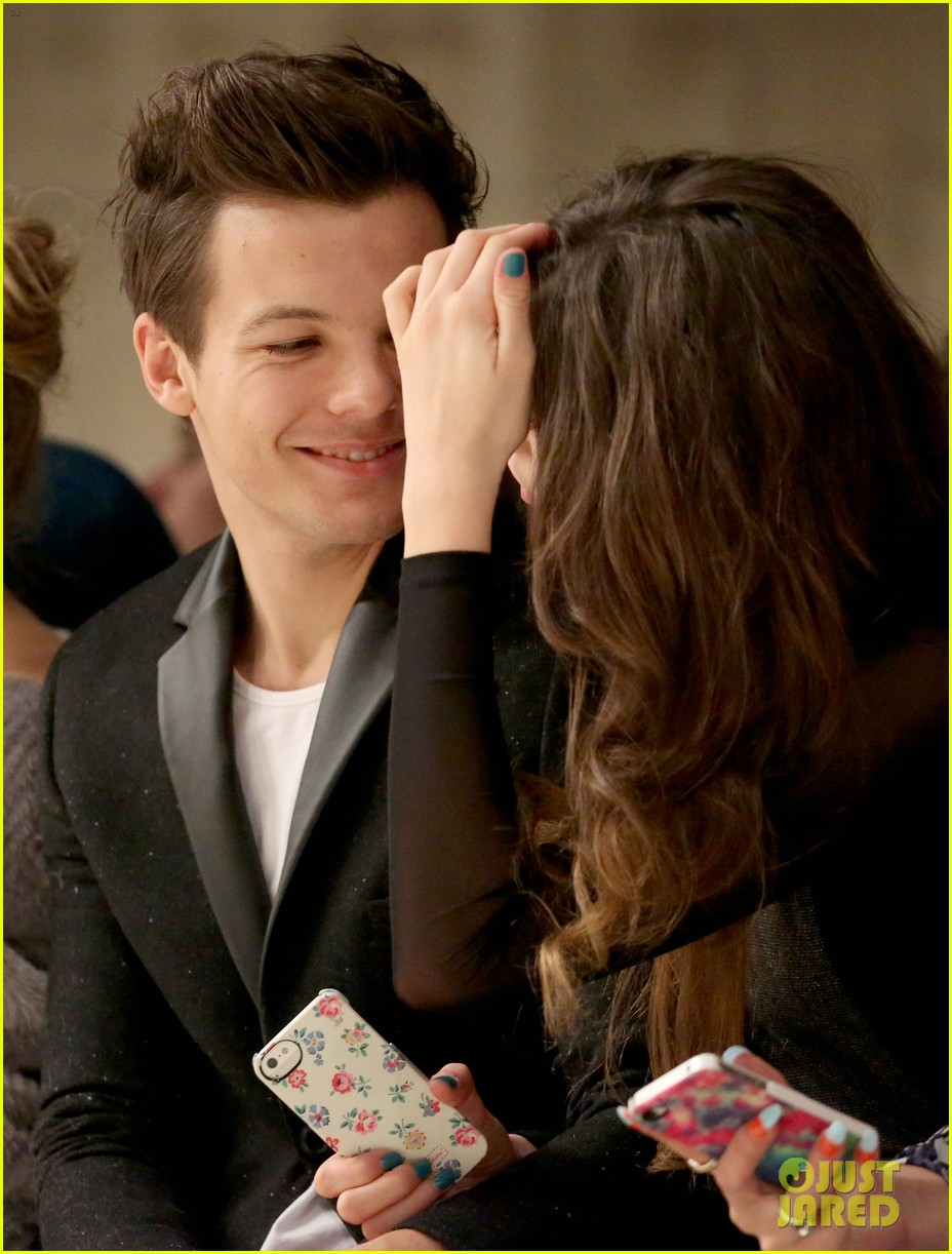 louis tomlinson london fashion week eleanor calder1 15