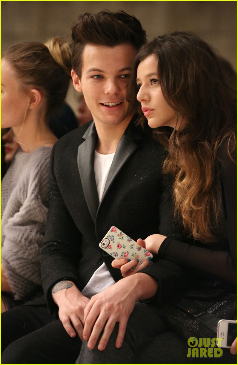 louis tomlinson london fashion week eleanor calder1 17