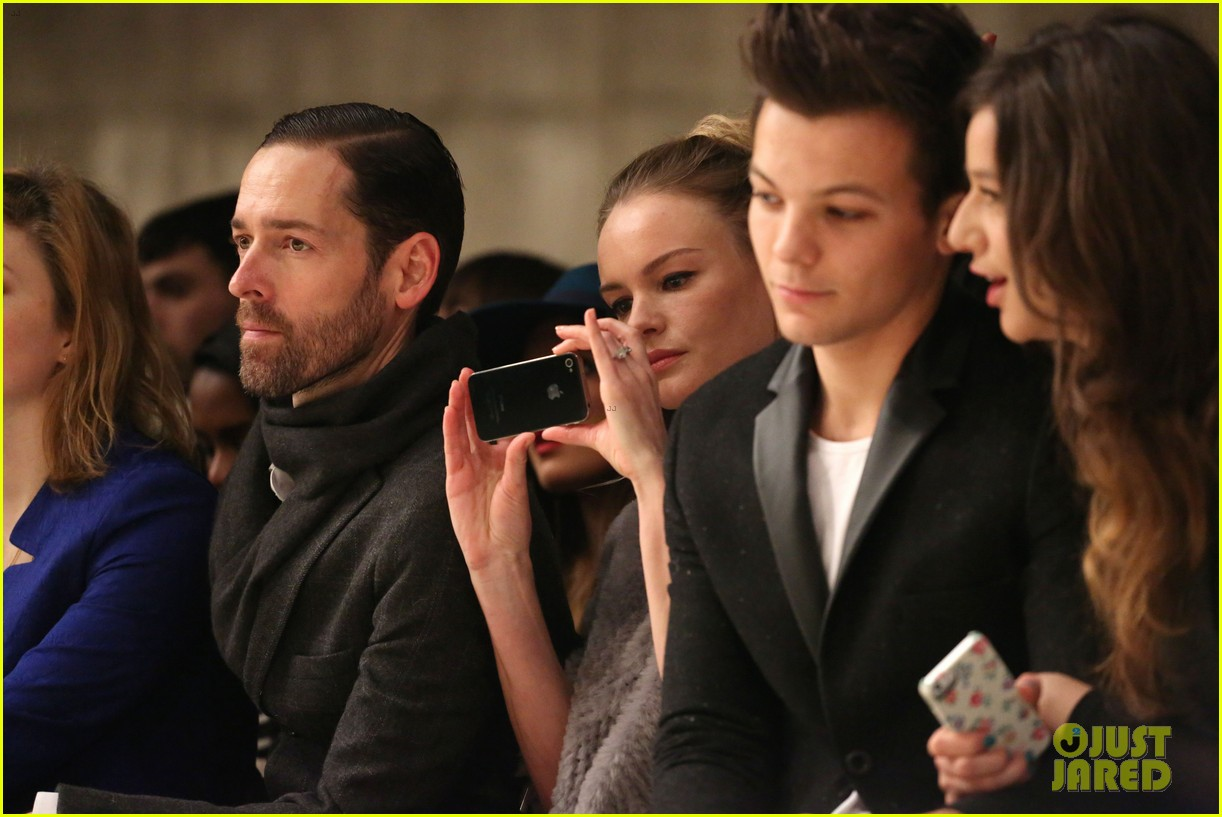 louis tomlinson london fashion week eleanor calder1 21