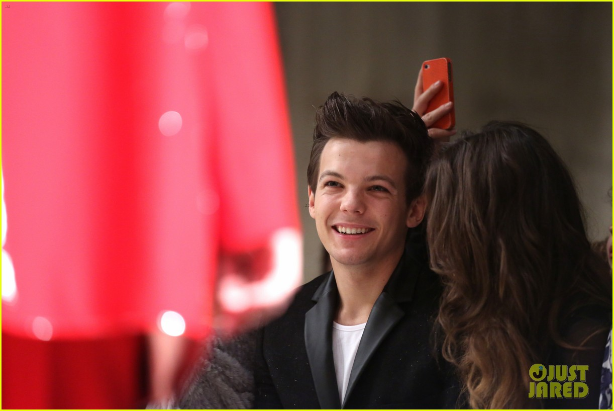 louis tomlinson london fashion week eleanor calder1 22
