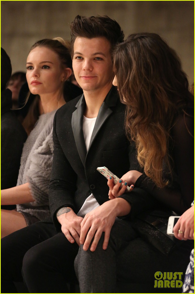 louis tomlinson london fashion week eleanor calder1 24
