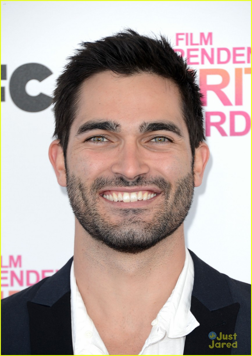 tyler hoechlin spirit awards 02