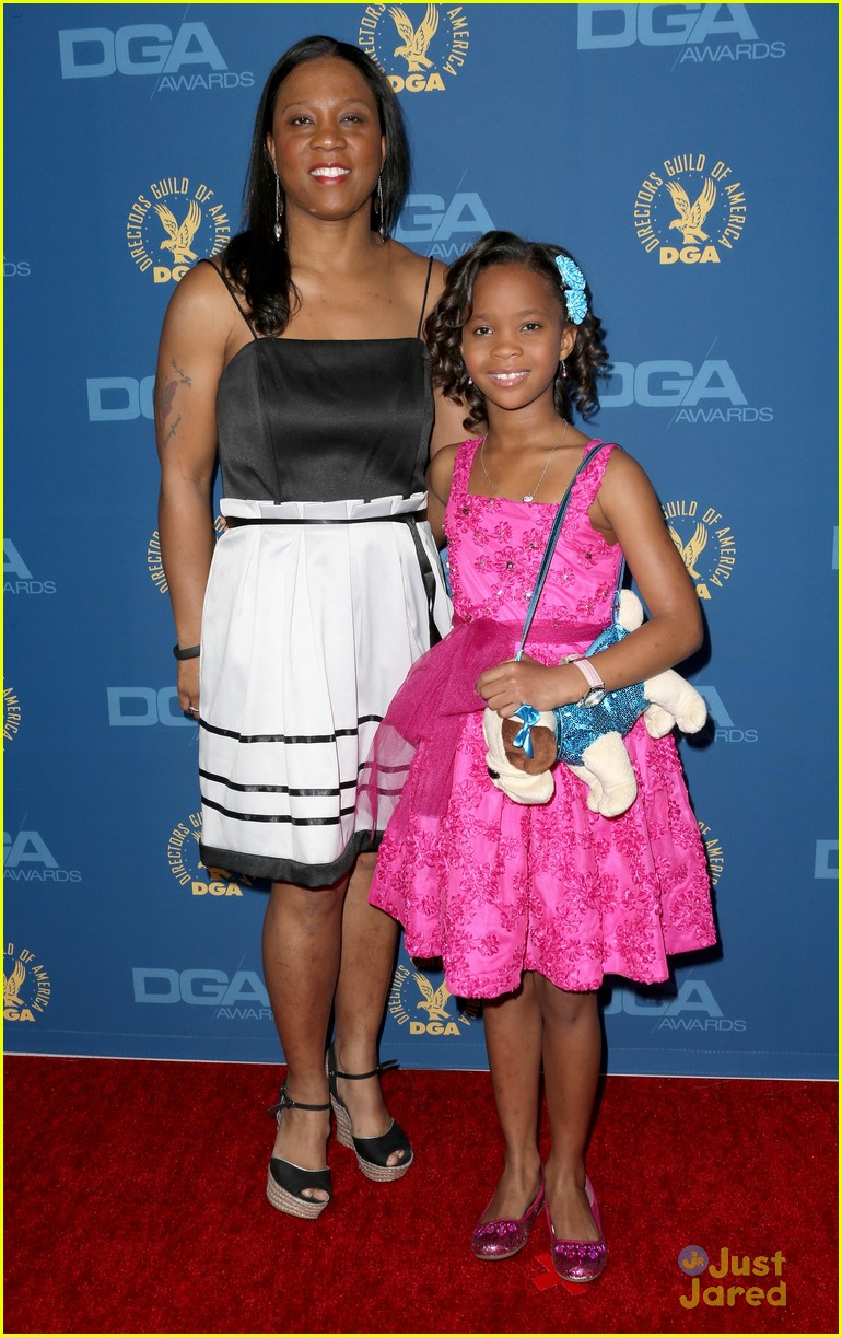 quvenzhane wallis dga image awards 02
