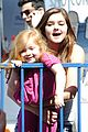 Ariel-red ariel winter shows off new red hair 05