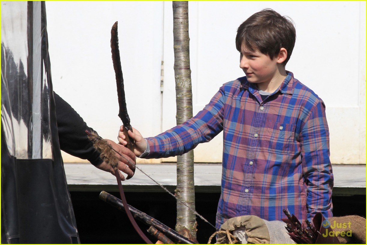jared gilmore onset tutoring session photo 548812