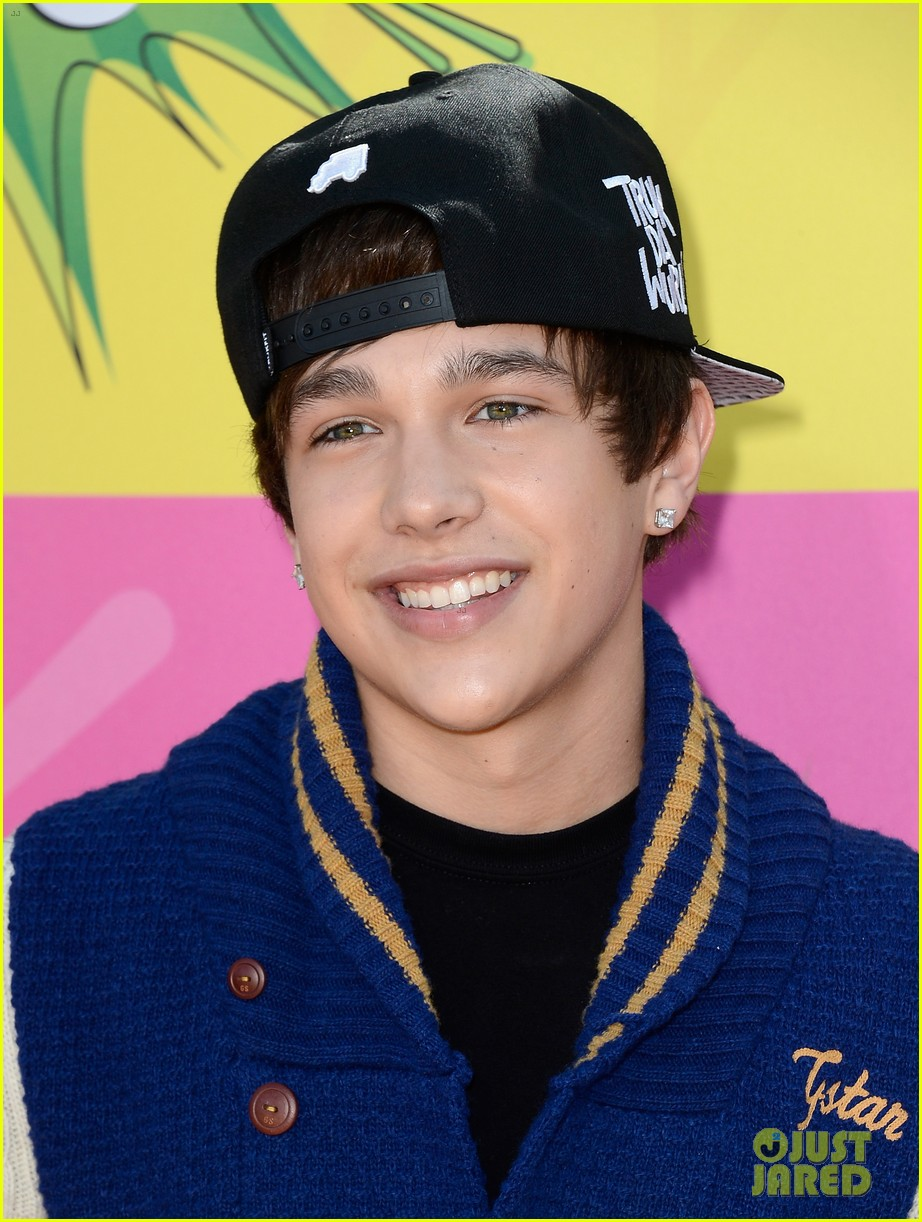 austin mahone kids choice awards 03