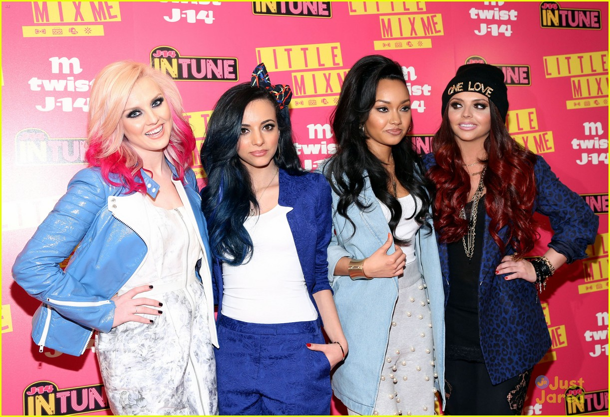 little mix hard rock intune 15