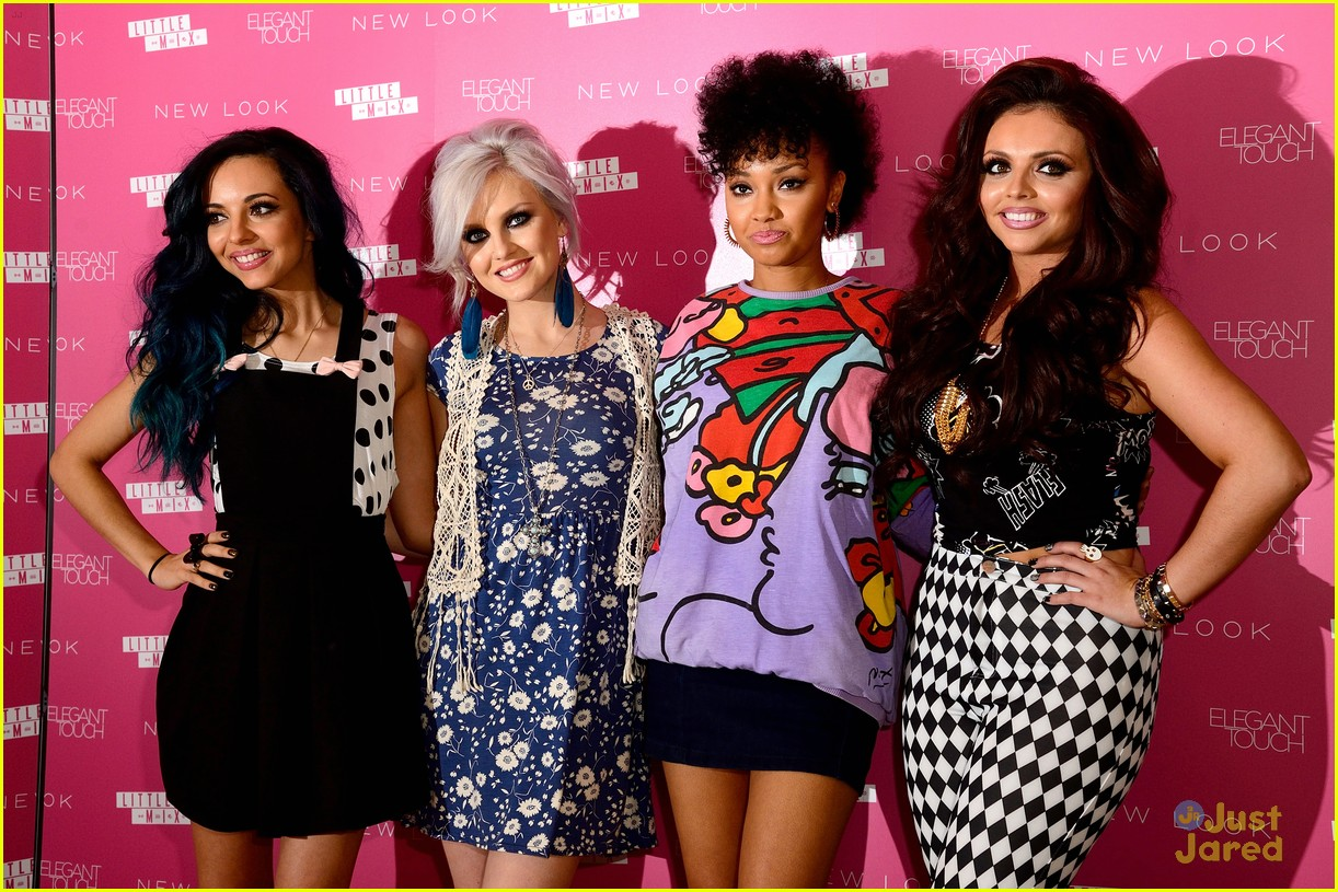little mix nail collection launch 07