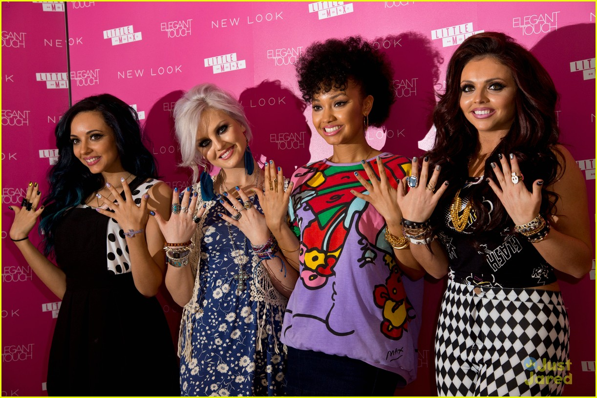 little mix nail collection launch 13