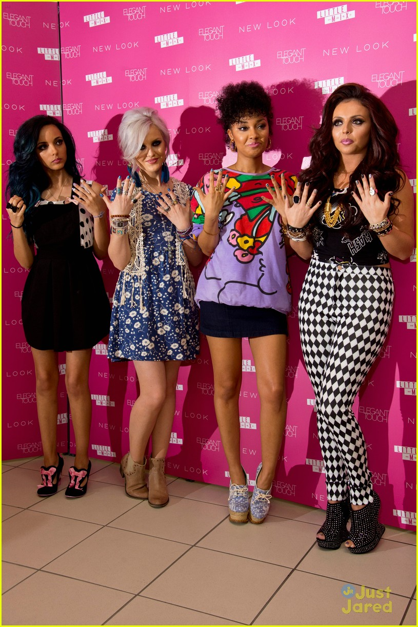 little mix nail collection launch 20