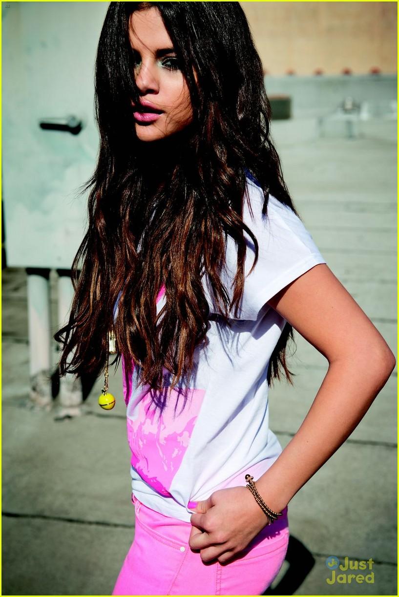 selena gomez adidas neo summer campaign pics 01