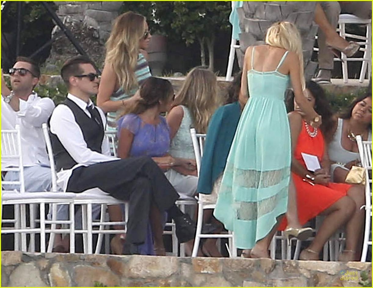 ashley tisdale chris french wedding mexico 08