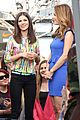 Vic-extra victoria justice extra appearance at the grove 03