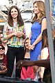 Vic-extra victoria justice extra appearance at the grove 13