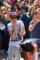 1d-belgium one direction swarmed by fans in belgium 24
