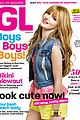 Bella-gl bella thorne girls life cover flowers 03