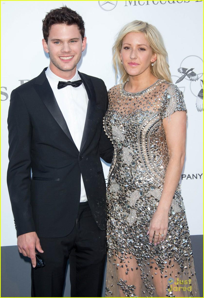 Ellie Goulding & Jeremy Irvine: Glamour Women of the Year ...  Ellie Goulding Jeremy Irvine