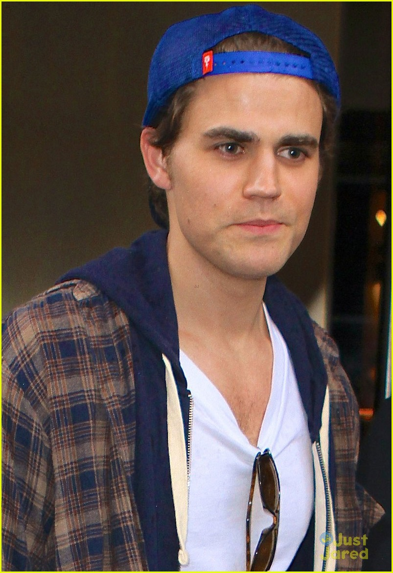 Photos: Paul Wesley on...