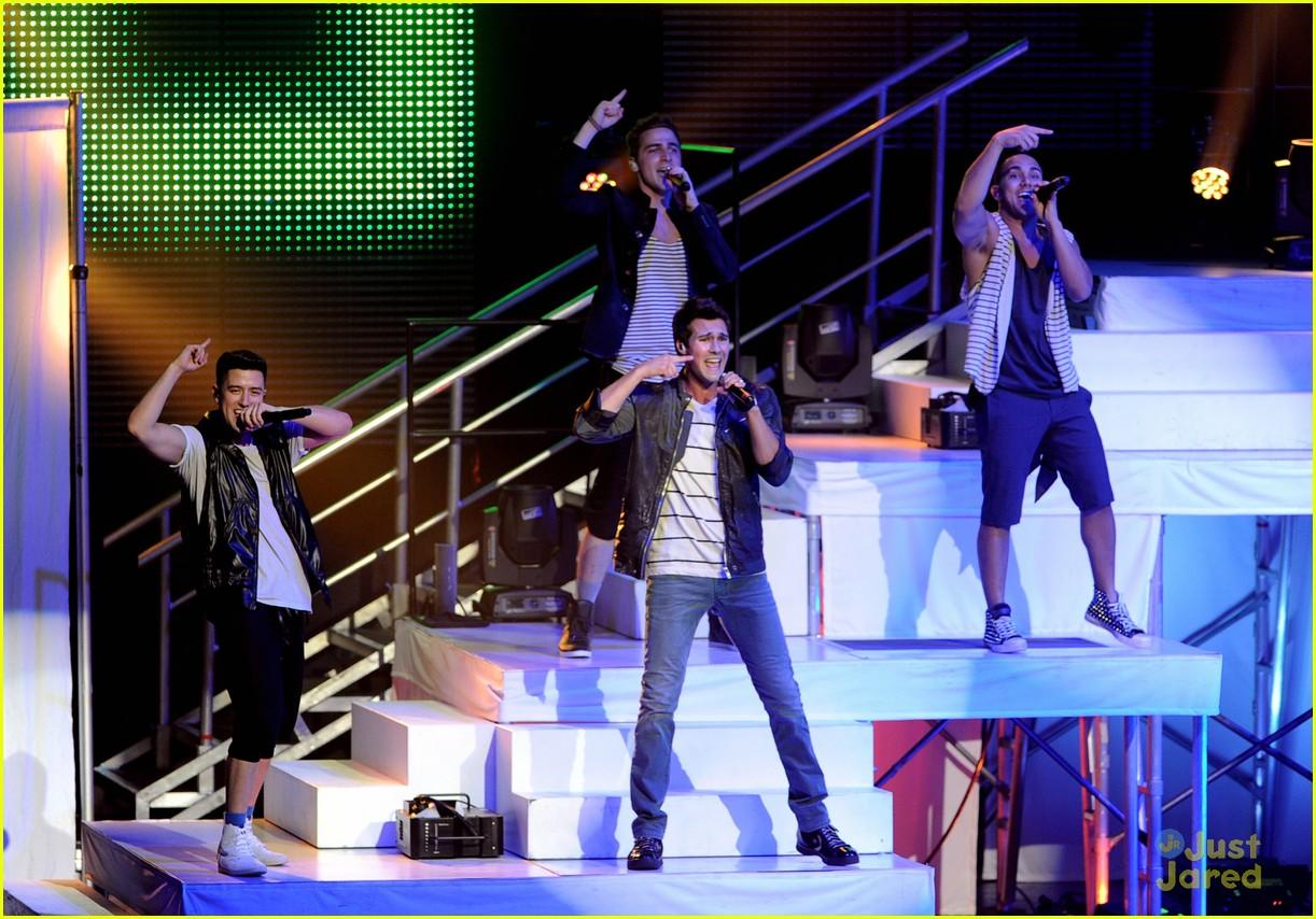 big time rush summer break tour performance 13