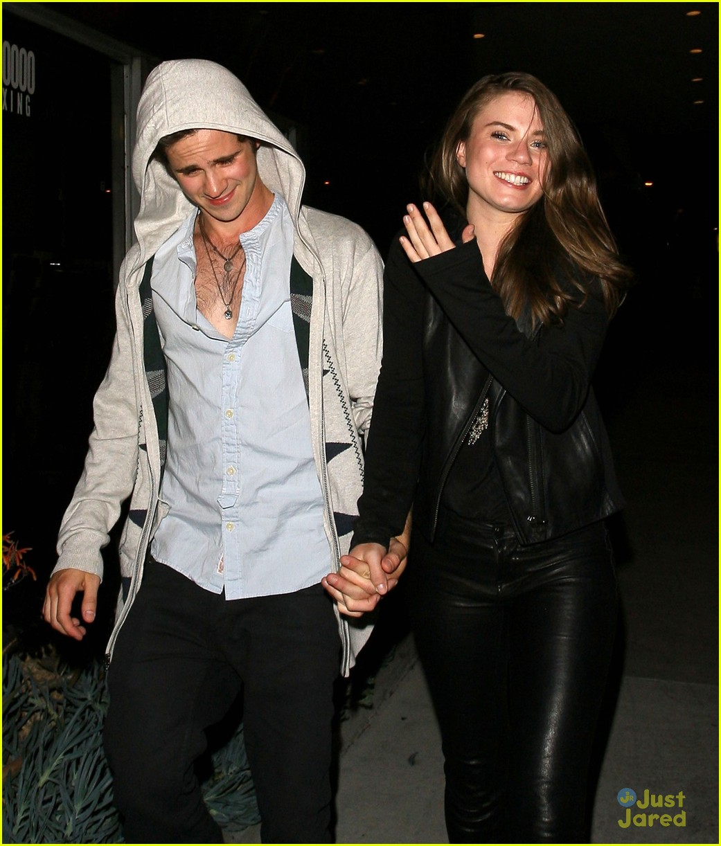 Connor Paolo couple